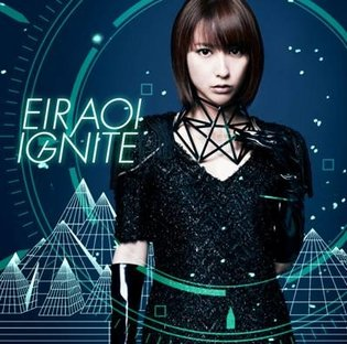 "Eir Aoi releases SAO2 OP single ""IGNITE""!"
