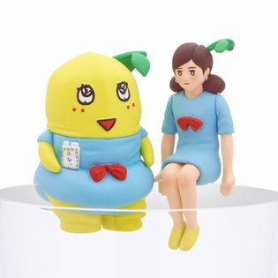 "Funassyi Collaborates with ""Fuchico on the Cup"" - Enter the Surreal ""Fuchico on the Cup & Funassyi""!"