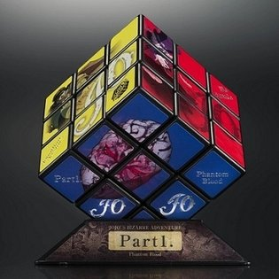 Unreal! These are Rubik's Cubes! JoJo's Bizarre Cube Parts 1 and 2 to Release