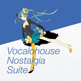 Cover Album of Songs by Overseas Music Divas Sung by Hatsune Miku to Release