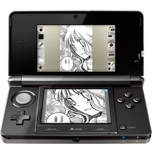 Manga Creation Software for ¥800?! Create Everything from Doodles to Colored Drawings with the Nintendo 3DS Software Comic Studio