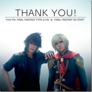Final Fantasy Type-0 HD Hits a Million Copies