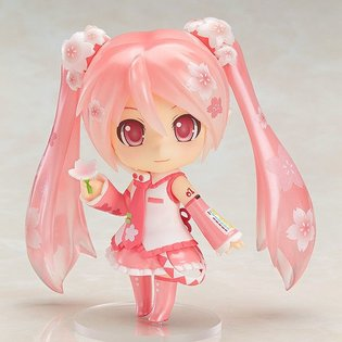 Good Smile Company's 500th Nendoroid is Sakura Miku