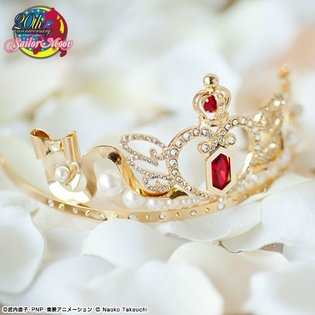 Sailor Moon Neo-Queen Serenity Tiara Announced; Priced at Over 410,000 Yen