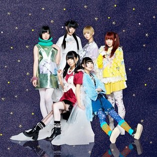 Jacket Photos & New Group Photo Revealed for Dempagumi.inc's Single *Dempari Night* to Release in November