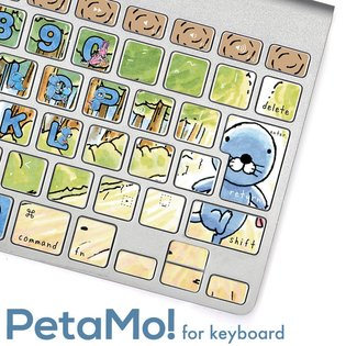Cute 'Bonobono' Keyboard Customization! Bring a Sense of Calm to Your PC