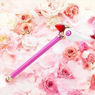 The Sealing Wand from 'Cardcaptor Sakura' is Back! Complete with Original Voice Recording, 'Release!'