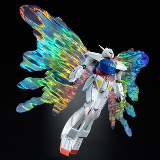 """It's the Moonlight Butterfly!!"" Special Turn A Gundam 1/100 Scale Gunpla to Be Released"