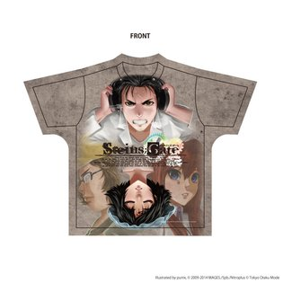 Pre-Orders Begin on Goods Featuring Award-Winning Art from the STEINS;GATE Future Visual Contest!