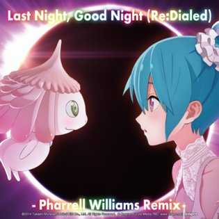 Pharrell Williams Remixes Hatsune Miku for Takashi Murakami