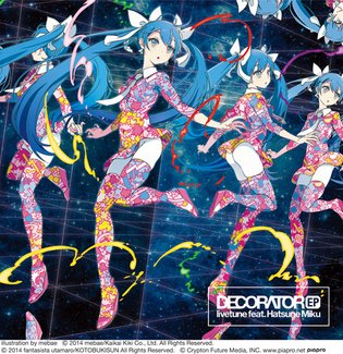 A Rush of Releases By Livetune! EP and Single to Be Released on Same Day