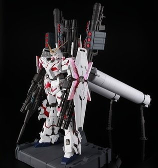 PG 1/60 Unicorn Gundam Released on December 13th; Full Armor Mode available with Expansion Unit