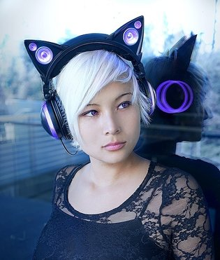 Release Finally Confirmed for Insanely Cute Cat Ear Headphones!