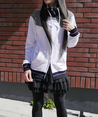 Everyday Hoodie Designed After Homura Akemi's Outfit in *Madoka Magica* to Release This Winter