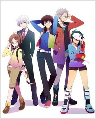 TV Anime *Hamatora* Stage Play Announced, General Auditions to Be Held