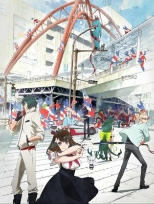 [Hot Anime News] Sequel to Masterpiece Anime 'Gatchaman' Revealed!