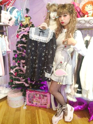 [J-Fashion] Swankiss Winter 2015 Collection: Merry Memory Go-Round