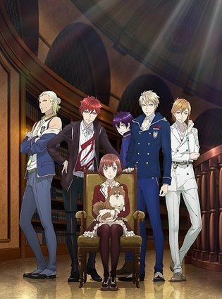 "Original TV Anime by Rejet 'Dance with Devils' announced! An Original Project Centering on Keyword ""Song"""