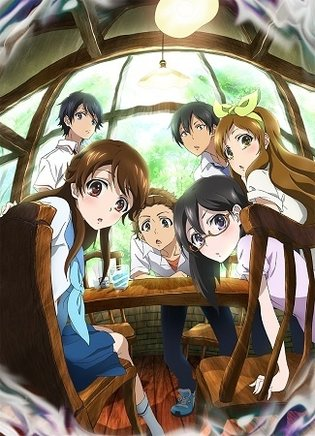 P.A. Works' Original Anime *Glasslip* Main Cast Announced, Production Presentation to Be Held in Fukui Prefecture