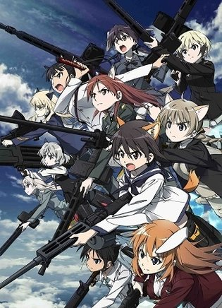 *Strike Witches: Operation Victory Arrow* Three-Part Work to Begin Operation in Fall 2014, Theatrical Version Also Planned