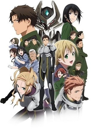 *Shirogane no Ishi Argevollen* - Warner and Xebec Make Original Robot Anime to Release This Summer