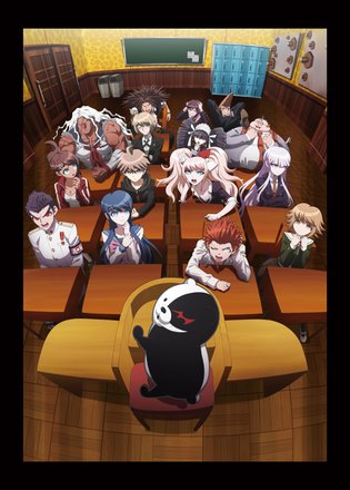 *Danganronpa: The Animation* Official Mook to Be Released and Fan Event to Be Held in November