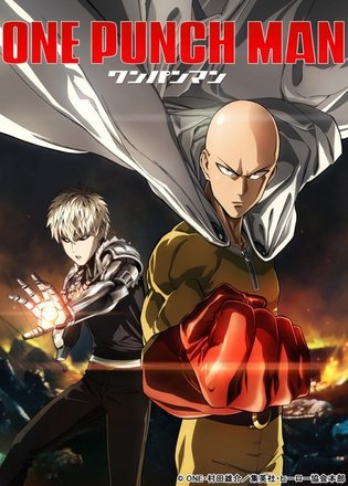 "Additional Cast Members Yuki Kaji & Aoi Yuki Announced for ""One Punch Man"" Anime! Plus Enthusiastic Comments"