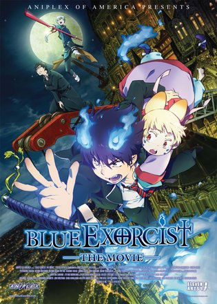 """Blue Exorcist the Movie"" is Coming to the U.S.! Screening to Begin This Month!"