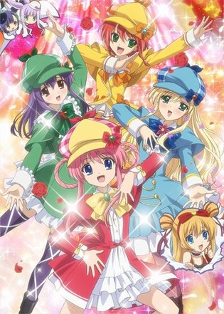 New Anime *Tantei Kageki Milky Holmes TD* to Begin Broadcasting in January 2015