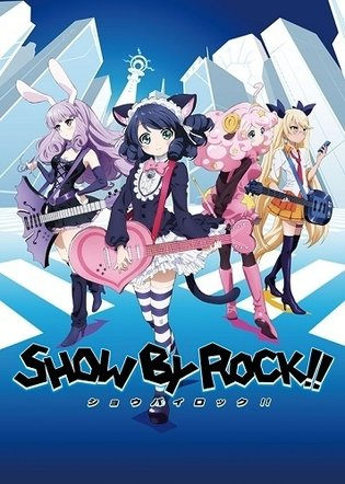 PV Released for Sanrio's New Anime 'Show By Rock!!'