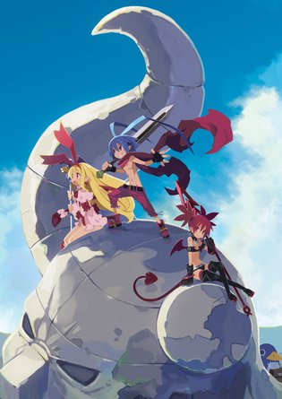 Creator Interview: Illustrator Takehito Harada's Thoughts on the Disgaea Series