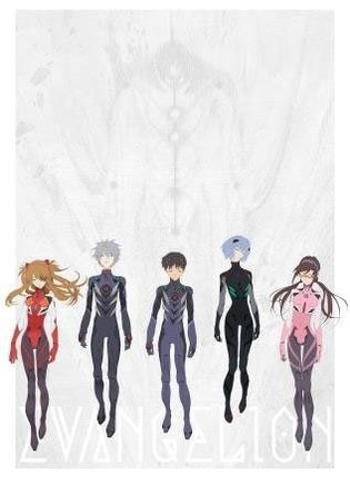 """Evangelion Exhibition"" Supervised by Director Anno to Open in Ginza"
