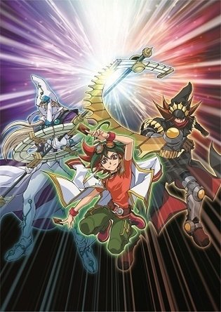 Anime Yu-Gi-Oh! Arc-V to Begin Broadcasting in Spring 2014 on TV Tokyo