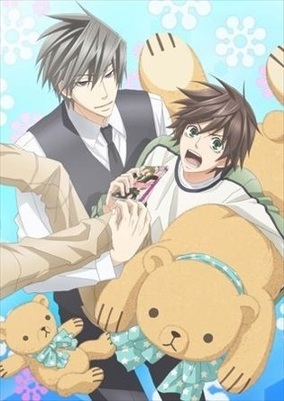 "Key Visual and New Cast Revealed for ""Junjou Romantica 3""; Broadcast Starts in July"
