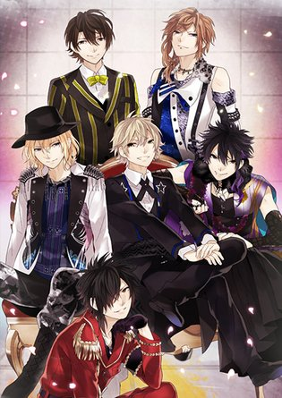 V-Kei Artists Enter the World of 2D Otome Games - iOS Version of Boku wa Anata ni Koi o Suru: Futari Dake no Love Song Releases