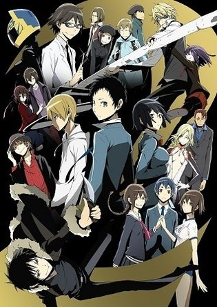 *Durarara!!x2* Split into Three Anime, New Information Releases Including New Cast & Toshiyuki Toyonaga's Major Debut