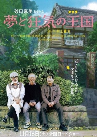 "The ""Dreams"" and ""Madness"" of Studio Ghibli? A Look at the Documentary Film *Yume to Kyouki no Ohkoku*"