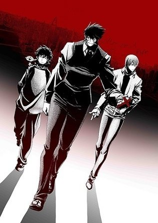 *Blood Blockade Battlefront* Anime to Air in 2015, Teaser PV Released - The World of Shinji Kimura's Art Settings Unfolds