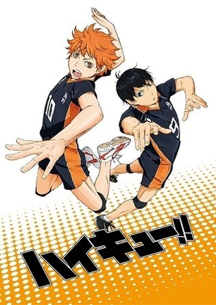 Seinen Volleyball Manga *Haikyū!!* Gets Anime Adaptation, Broadcast to Begin in April 2014