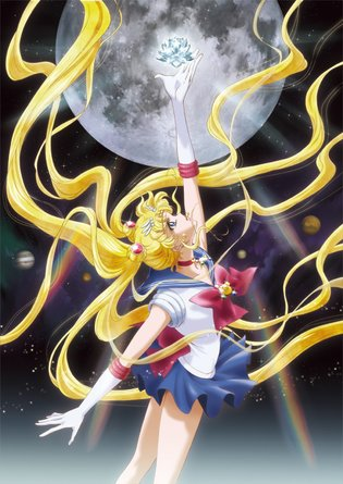*Sailor Moon Crystal* Announced as Title of New 2014 Anime, Broadcast to Begin Worldwide in July