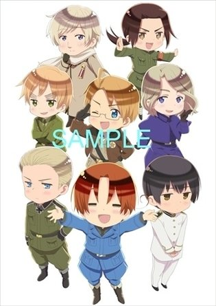 New 'Hetalia' Series Begins - Atsushi Kousaka to Attend Valentine Chocolate Event