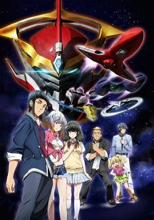 [Video] TV Anime 'Aquarion Logos' Broadcast Begins July 2015
