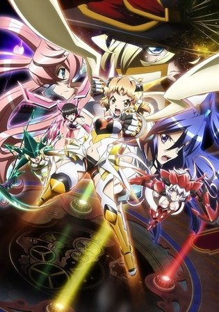"""Symphogear Live 2016"" to Heat Up Nippon Budokan in February 2016"