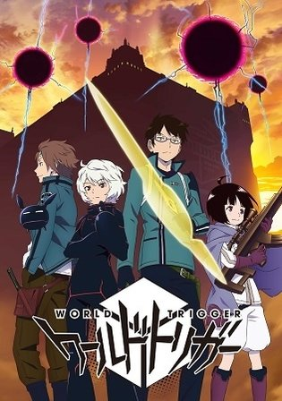 From *Shonen Jump* to TV - Anime *World Trigger* to Finally Start on Oct. 5