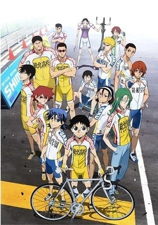 TV Anime *Yowamushi Pedal* Season 2 PV Releases - Movie's Success Brings it to More Screens for a Longer Time Period