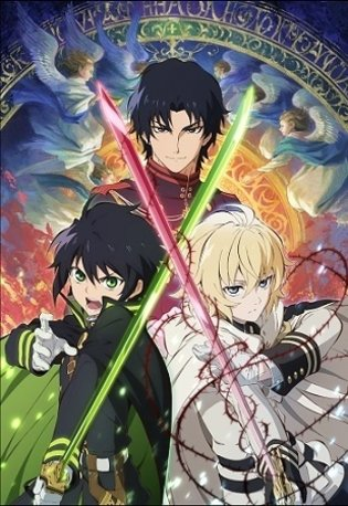 """Seraph of the End"" Anime PV Releases, Broadcast to Begin in April 2015 with Second Season Airing in October"