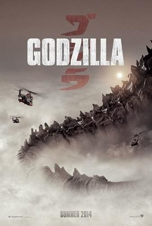 "Comic-Con San Diego Gets First Look at ""Godzilla"" to Be Released in Summer 2014"