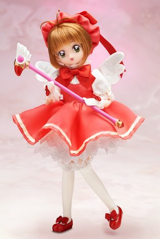 Licca-chan × Cardcaptor Sakura Collaborative Dolls to Release