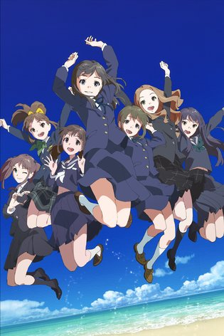 Movie Version of Wake Up, Girls! to Finally Release! TV Anime to Simultaneously Start