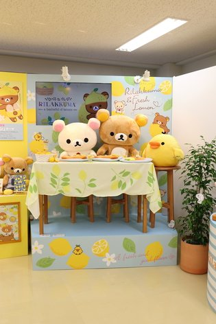 What Kind of Rilakkuma Products Will Be Released Next? We Visit the San-X Character Fair to Find Out